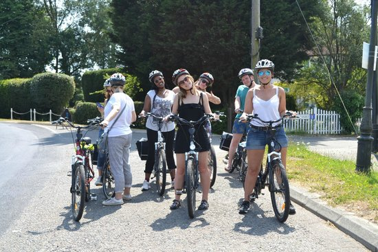 UK Electric Bike Tours