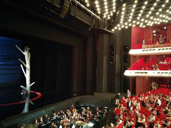 Dutch National Opera & Ballet : Scene