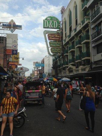 Khao San Road : Koh San Road