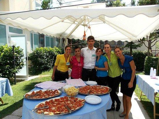 Hotel Corallo: staff