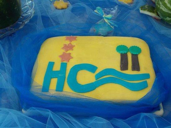 Hotel Corallo: torta hc