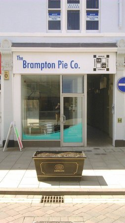 Huntingdon, UK: New shop in Peterborough
