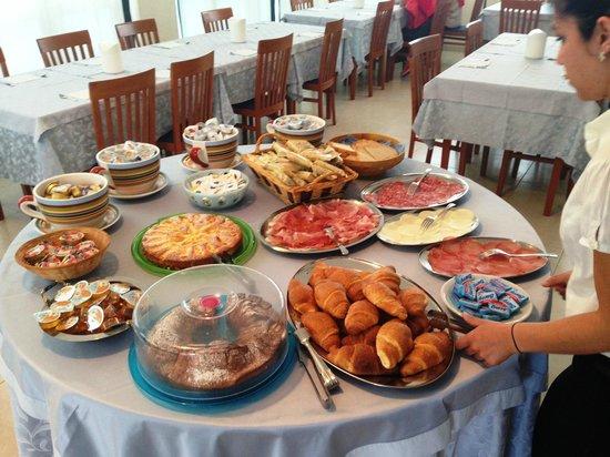 Hotel Corallo: colazione