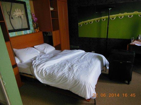 Residence Urbaneva: Doppelbett
