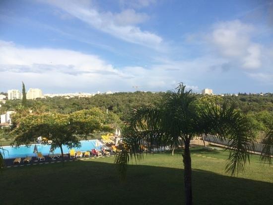 Luna Alvor Village: pool view
