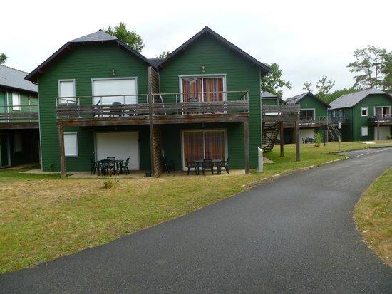 Relais du Plessis Resort: notre cottage