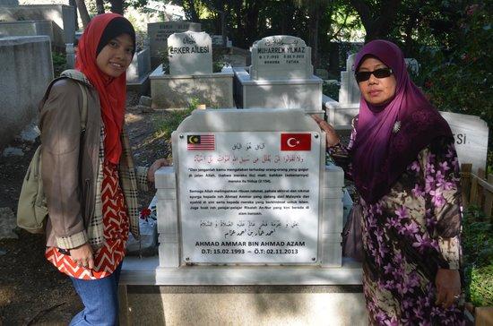 Ramada Encore Istanbul Bayrampasa: Ziarah Pusara Rakyat Malaysia