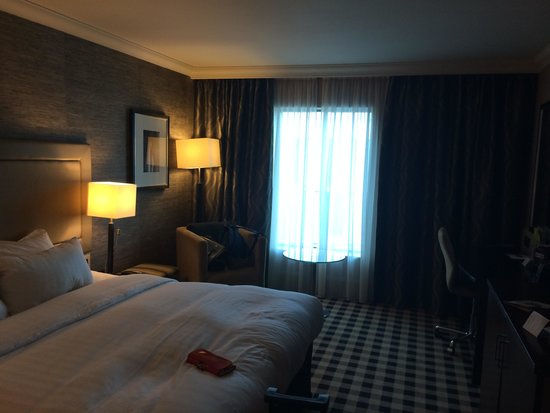 DoubleTree by Hilton Hotel Newcastle International Airport : Beautiful rooms