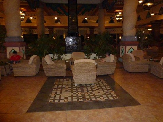 Clubhotel Riu Karamboa : Reception