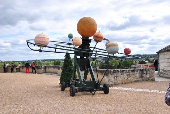 Château d'Amboise : Парад планет