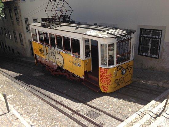 Tram 28: Tram Portugal