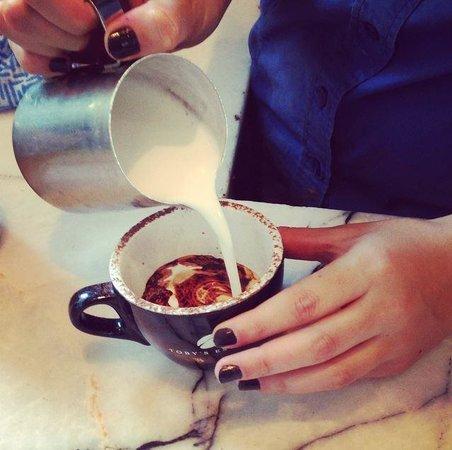 Coffee at Firefly Brisbane