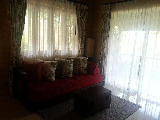 Buri Rasa Village Samui : Living room