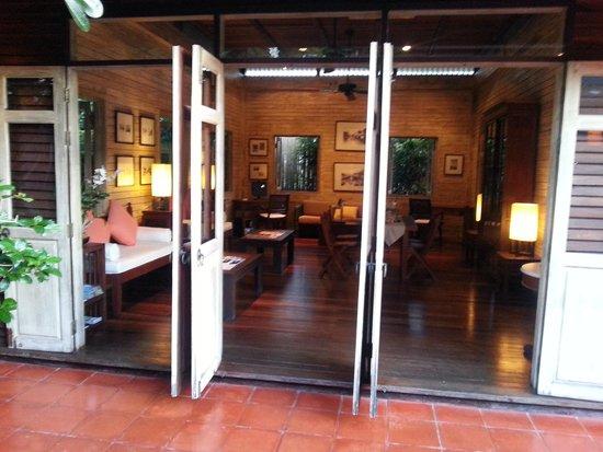 Buri Rasa Village Samui : Reception