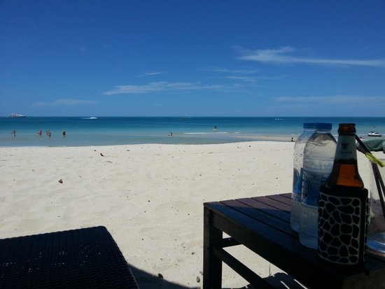 Buri Rasa Village Samui : Sea View from the hotel beach club