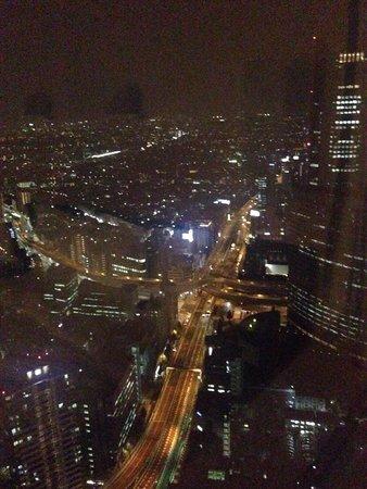 Park Hyatt Tokyo : Night view from 46th floor