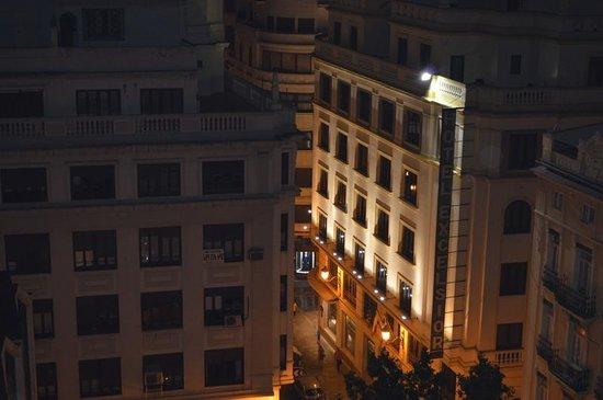 Ayre Hotel Astoria Palace: At night
