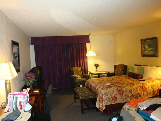 Best Western Plus Yosemite Gateway Inn : Old fashioned but comfortable