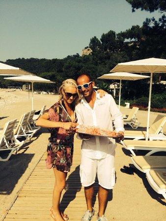 Club Med Kemer: Merci Nico! Super accueil