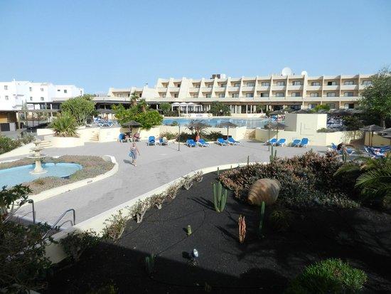 Hotel Coronas Playa: Top pool