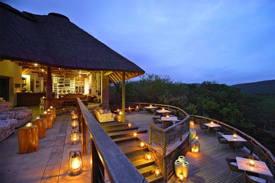 Phinda Private Game Reserve, Güney Afrika: andBeyond Phinda Mountain Lodge