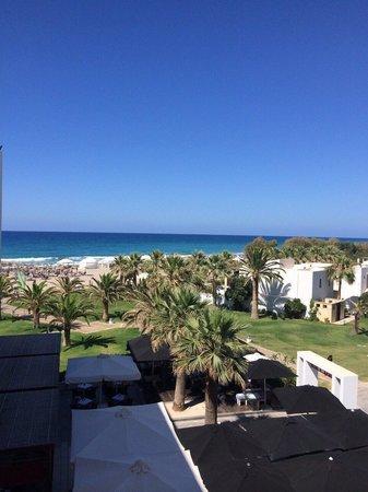 Grecotel Creta Palace Hotel : Вид из номера