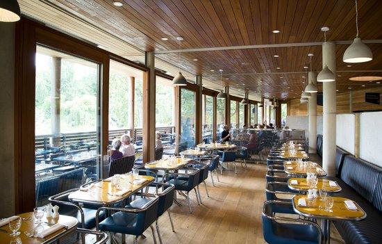 St. James's Cafe: Inn The Park, dining room