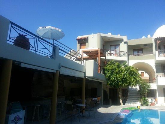 Casa Maria Apartments: Viktoriia