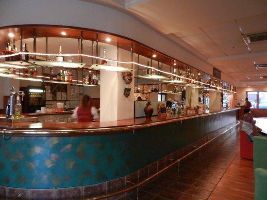 Hotel Coronas Playa: Monkey Bar