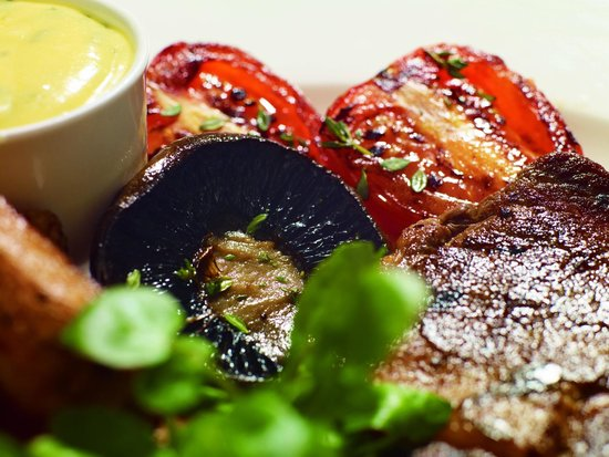 Macdonald Windsor Hotel: Scottish Steak Club