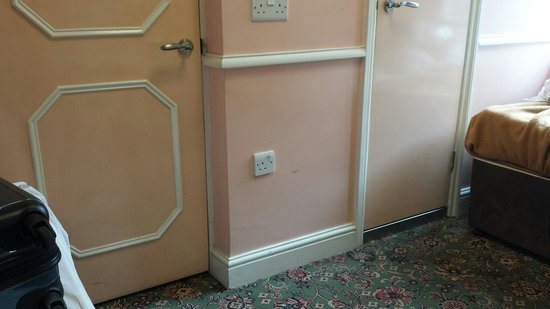 Vegas Hotel: Camera da letto