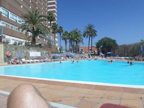 Corona Roja - Playa del Ingles: Pool