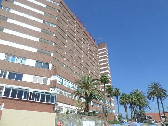 Corona Roja - Playa del Inglés: Hotel