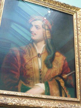 National Portrait Gallery: バイロン卿