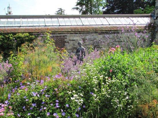 Parham House & Gardens: Parham gardens July 2014