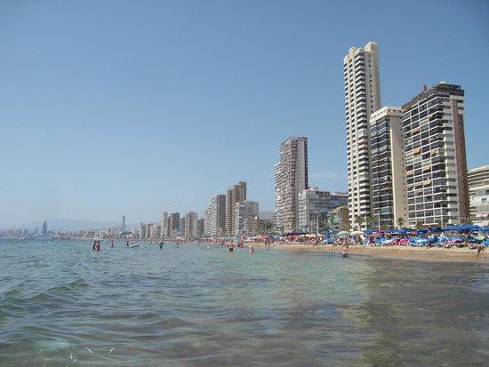 Sol Pelícanos Ocas: Beach