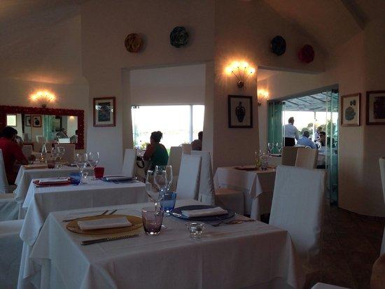 The Pelican Beach Resort & Spa - Adults Only : Interno del riatorante