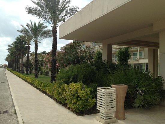 UNA Hotel Versilia : Entrance view