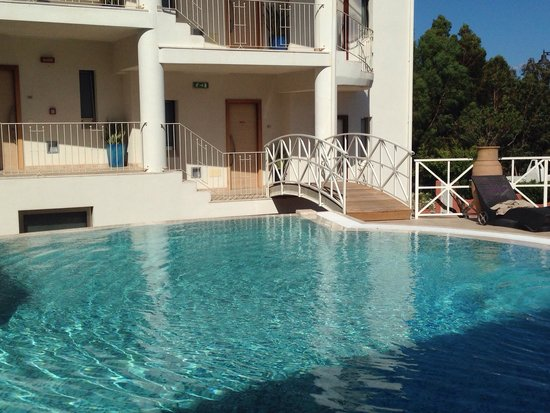 The Pelican Beach Resort & Spa - Adults Only : La piscina