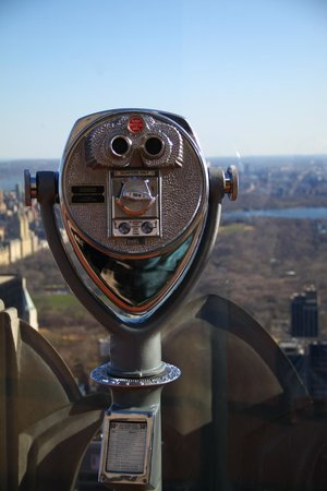 Rockefeller Center Tour: top of the rock