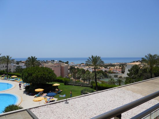 Holiday Village Algarve Balaia: view from room