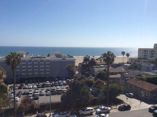 Viceroy Santa Monica: view from room 710