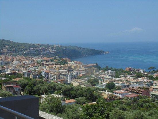 Art Hotel Gran Paradiso: Sorrento town