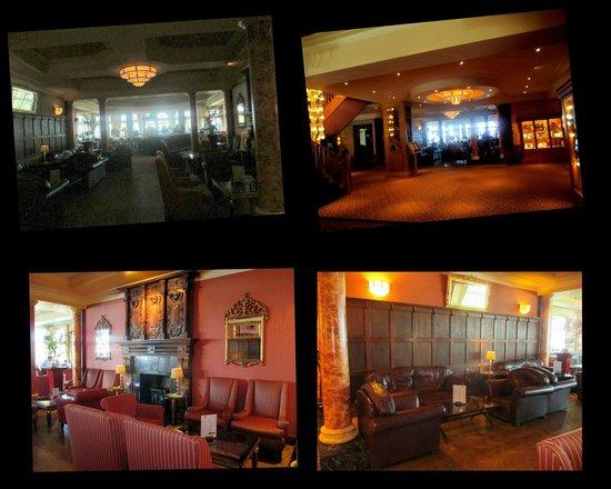 The Grand Hotel : public areas