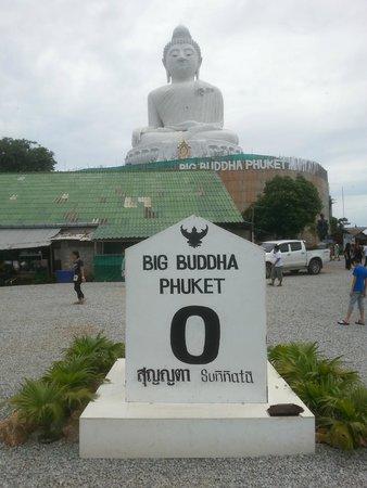 Kata Bai D: Big Buddha (45m groß!)