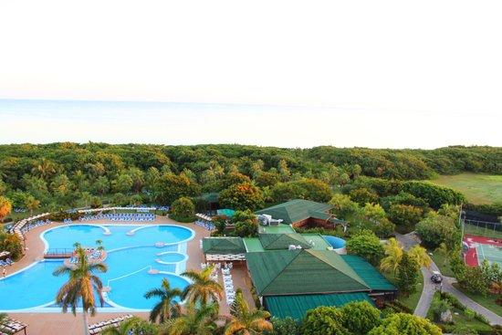 Blau Varadero Hotel Cuba: 11 этаж номер Sea View