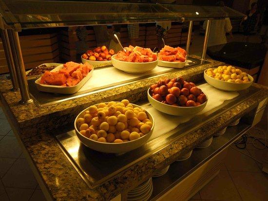 Seabel Rym Beach : Les fruits