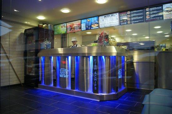 Atlantic Fish Bar & Restaurant: Take Away