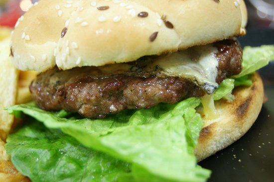 Atlantic Fish Bar & Restaurant: Char grilled gourmet burger menu now available!