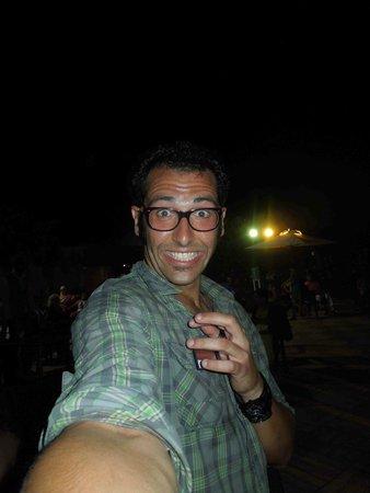 Seabel Rym Beach : Francesco l'animateur disjoncté